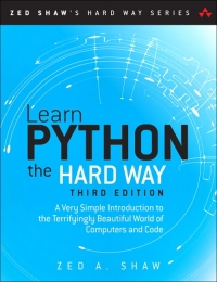 Learn Python the Hard Way, 3rd Edition