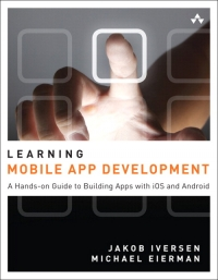 Learning Mobile App Development