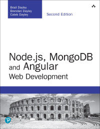 Node.js, MongoDB and Angular Web Development, 2nd Edition
