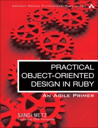 Practical Object Oriented Design In Ruby Free Pdf