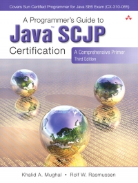 Programmer's Guide to Java SCJP Certification, 3rd Edition