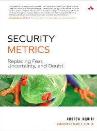 Security metrics replacing fear uncertainty and doubt pdf
