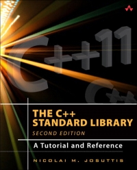 The C++ Standard Library, 2nd Edition