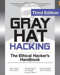 Gray Hat Hacking, 3rd Edition