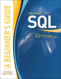 SQL: A Beginner's Guide, 3rd Edition