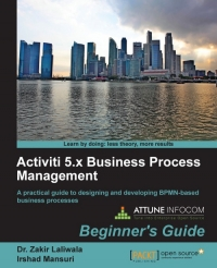 Activiti 5.x Business Process Management