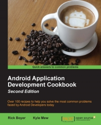 Android Application Development Cookbook, 2nd Edition
