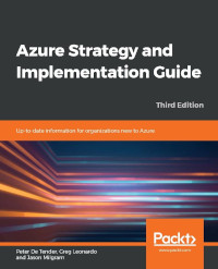 Azure Strategy and Implementation Guide, 3rd Edition
