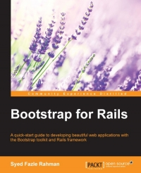 Bootstrap for Rails