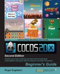 Cocos2d-x by Example, 2nd Edition