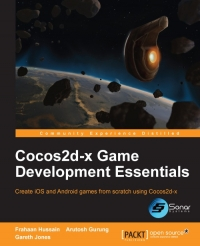 Cocos2d-x Game Development Essentials