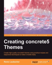 thesis concrete5