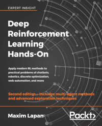Deep Reinforcement Learning Hands-On, 2nd Edition