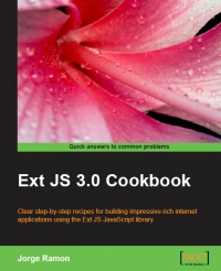 Ext JS 3.0 Cookbook