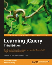 Learning jQuery, 3rd Edition