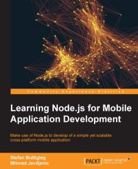 Learning Node.js for Mobile Application Development