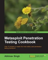 Metasploit Penetration Testing Cookbook Free Download Code