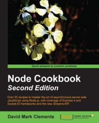 Node Cookbook, 2nd Edition