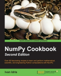 NumPy Cookbook, 2nd Edition