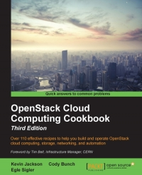 OpenStack Cloud Computing Cookbook, 3rd Edition