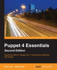 Puppet 4 Essentials, 2nd Edition