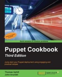 Puppet Cookbook, 3rd Edition