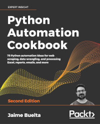 Python Automation Cookbook, 2nd Edition