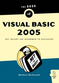 The Book of Visual Basic 2005