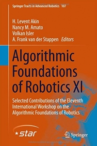 Algorithmic Foundations of Robotics XI