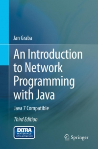 An Introduction to Network Programming with Java, 3rd Edition