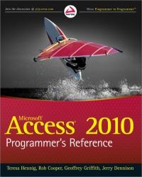 Access 2010 Programmer