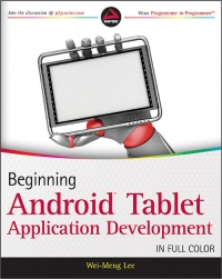 Beginning Android Tablet Application Development Free Ebook