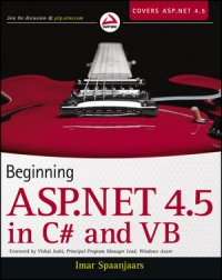 Beginning ASP.NET 4.5: in C# and VB Free Ebook