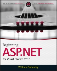 Beginning ASP.NET for Visual Studio 2015
