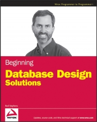 Beginning Database Design Solutions Free Ebook