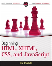 Beginning HTML, XHTML, CSS, and JavaScript Free Ebook