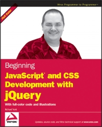 Beginning JavaScript and CSS Development with jQuery Free Ebook
