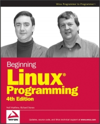 Beginning Linux Programming, 4th Edition Free Ebook