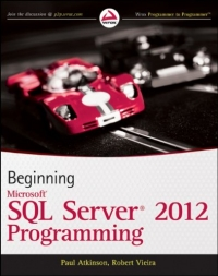 Beginning Microsoft SQL Server 2012 Programming Free Ebook