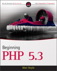 Beginning PHP 5.3 Free Ebook