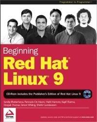 Beginning Red Hat Linux 9