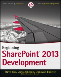 Beginning SharePoint 2013 Development Free Ebook
