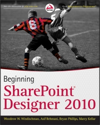 Beginning SharePoint Designer 2010 Free Ebook
