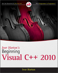 Beginning Visual C++ 2010