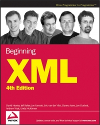 Beginning XML, 4th Edition Free Ebook