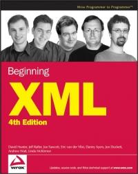Beginning XML, 4th Edition Free Ebook