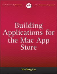 Building Applications for the Mac App Store Free Ebook