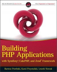 Building PHP Applications with Symfony, CakePHP, and Zend Framework Free Ebook