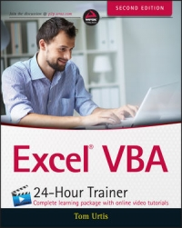 VBA Books - Free downloads, Code examples, Books reviews