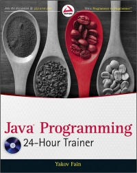 Java Programming 24-Hour Trainer Free Ebook